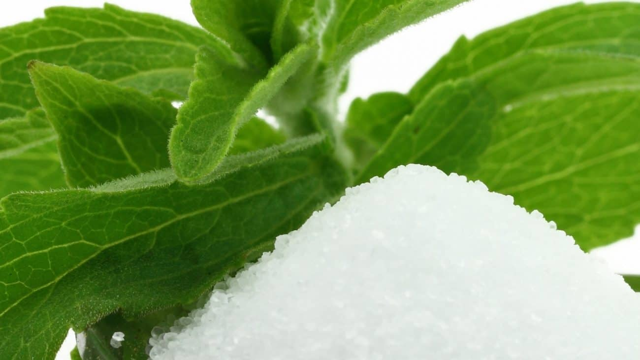 endulzantes naturales stevia y diabetes