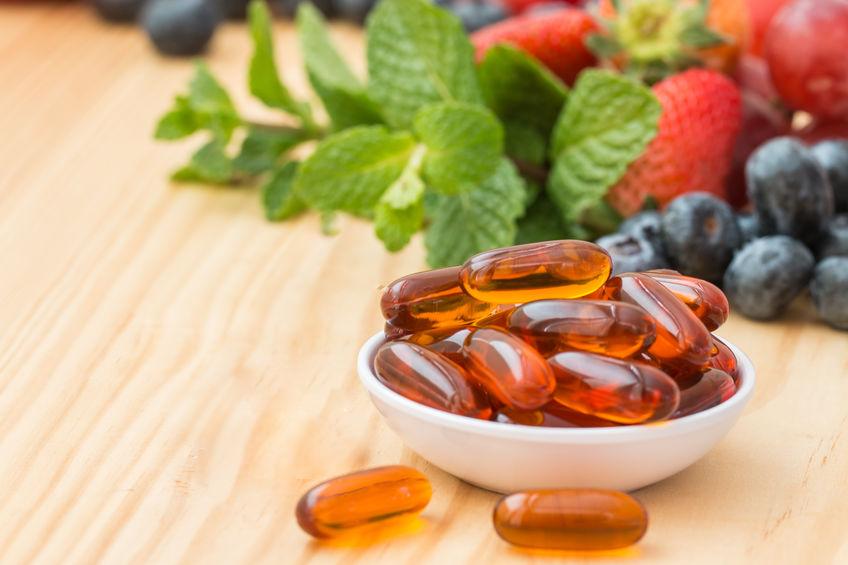 pastillas con vitaminas