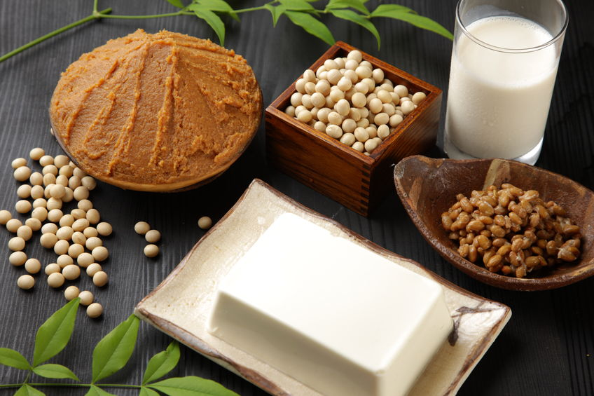 - japanese soybean processed food