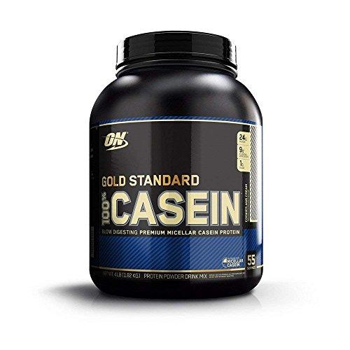 Optimum Nutrition 100% Casein Protein, Cookies and Cream, 4 lb