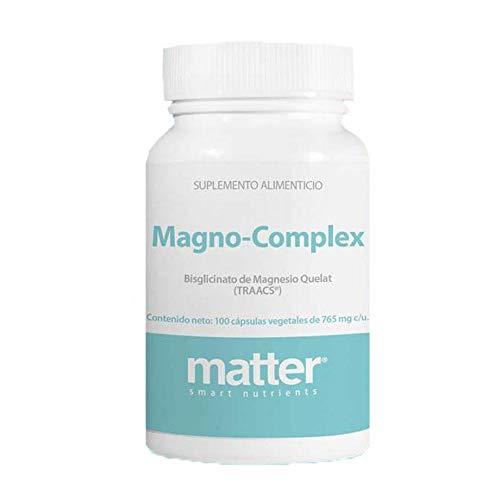 Glicinato de Magnesio en Cápsulas