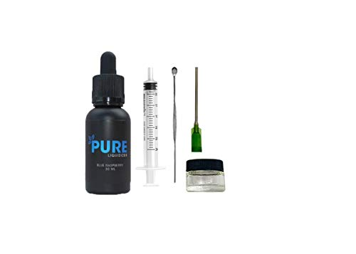 Pure Liquidizer Blue Raspberry Kit (30 ML) Cera diluida para eliminar concentrados terpenos