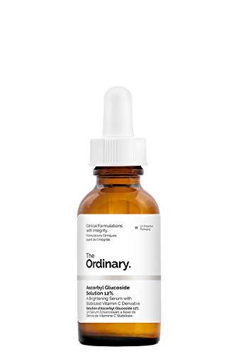 Ascorbyl Glucoside Solution 12% (30ml) Vitamin C Brightening Serum by The Ordinary