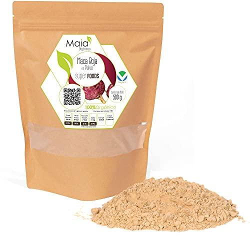 Maca Roja - Orgánica (500 g)