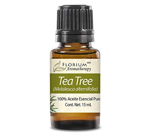 Tea Tree - Aceite Esencial Puro 15 ml - Grado Terapéutico - Auténtica Aromaterapia Florium